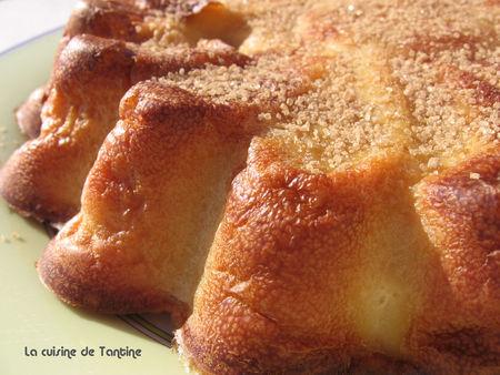clafoutis de poires au lait d amande cuisine de tantine