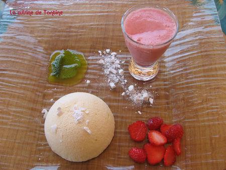 glace extreme fraise