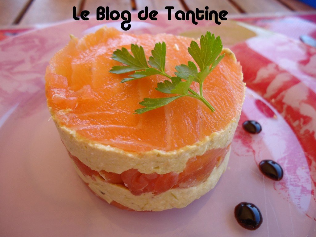 Petits Cake Aux Asperges Et Saumon