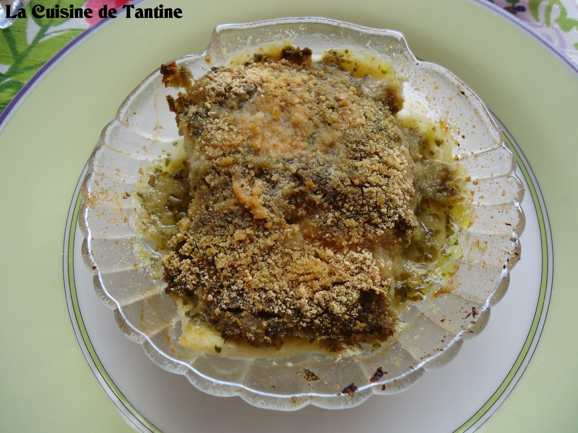 Poisson la bordelaise cuisine de tantine - Cuisine bordelaise ...